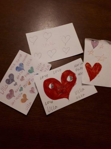 Liebesbriefe an die Betreuerinnen